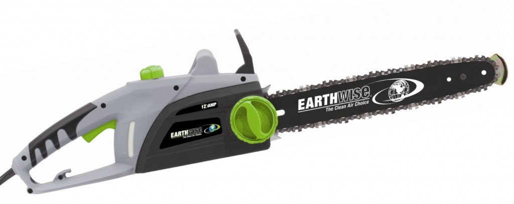 Earthwise CS Electric Chainsaw Review Chainsaw