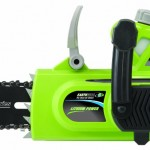 Earthwise LCS31010 Cordless Lithium Ion Chainsaw Review