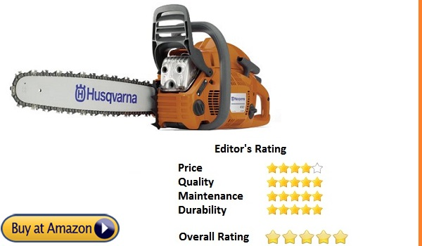 Husqvarna 460 Rancher best chainsaw