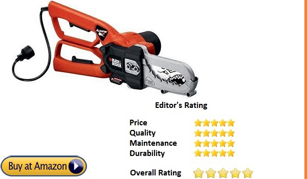 LP1000 Alligator Lopper best chain saws